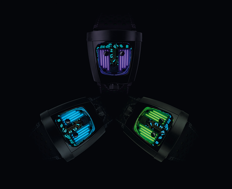 MB&F HMX - Black Badger Edition