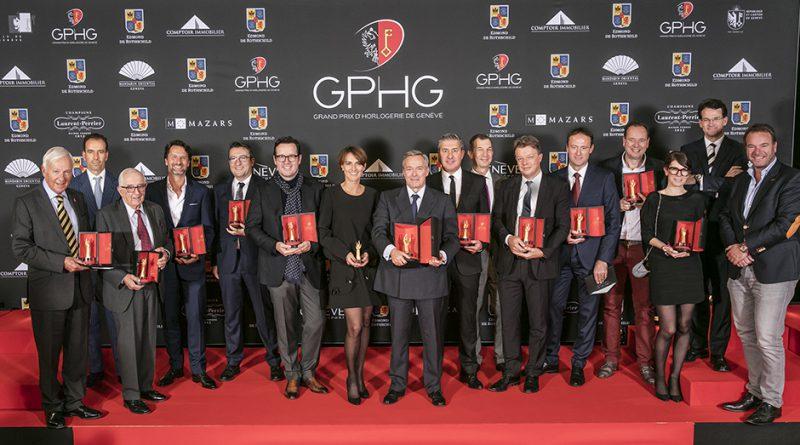 GPHG 2016 Winners