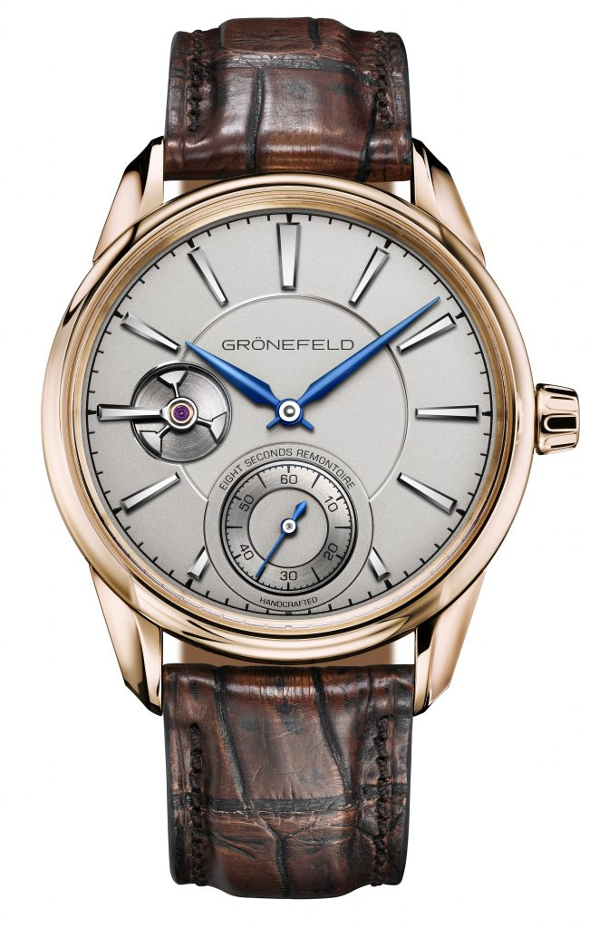 Men's Watch Prize: Grönefeld, 1941 Remontoire