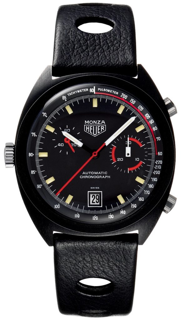 """Revival"" Watch Prize: TAG Heuer, Heuer Monza Chronographe"