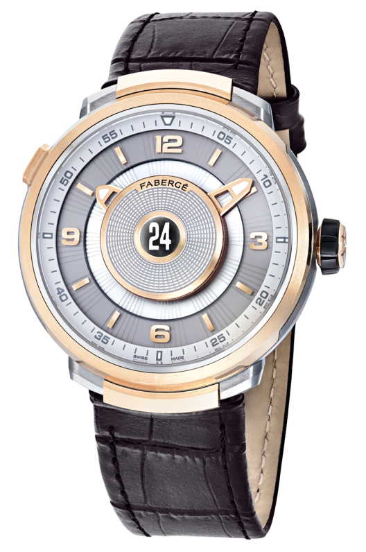 Travel Time Watch Prize: Fabergé, Fabergé Visionnaire DTZ