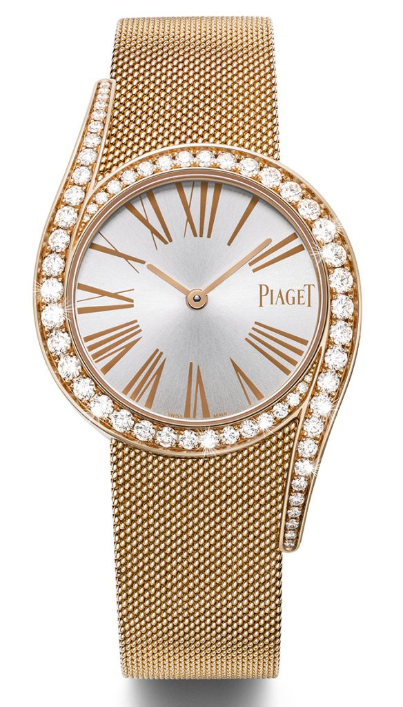 Ladies' Watch Prize: Piaget, Limelight Gala Milanese Bracelet