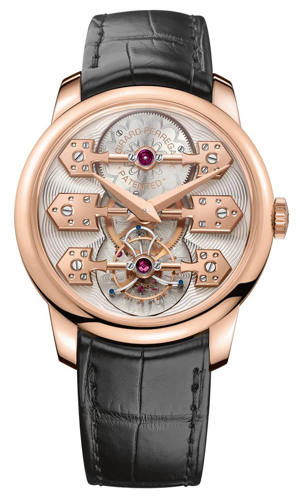 Tourbillon Watch Prize: Girard-Perregaux, La Esmeralda Tourbillon