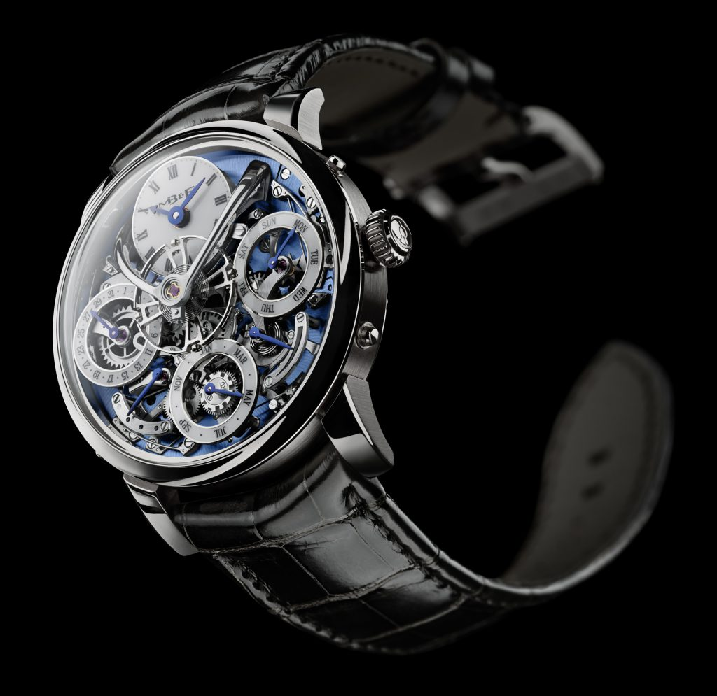 Calendar Watch Prize: MB&F, Legacy Machine Perpetual