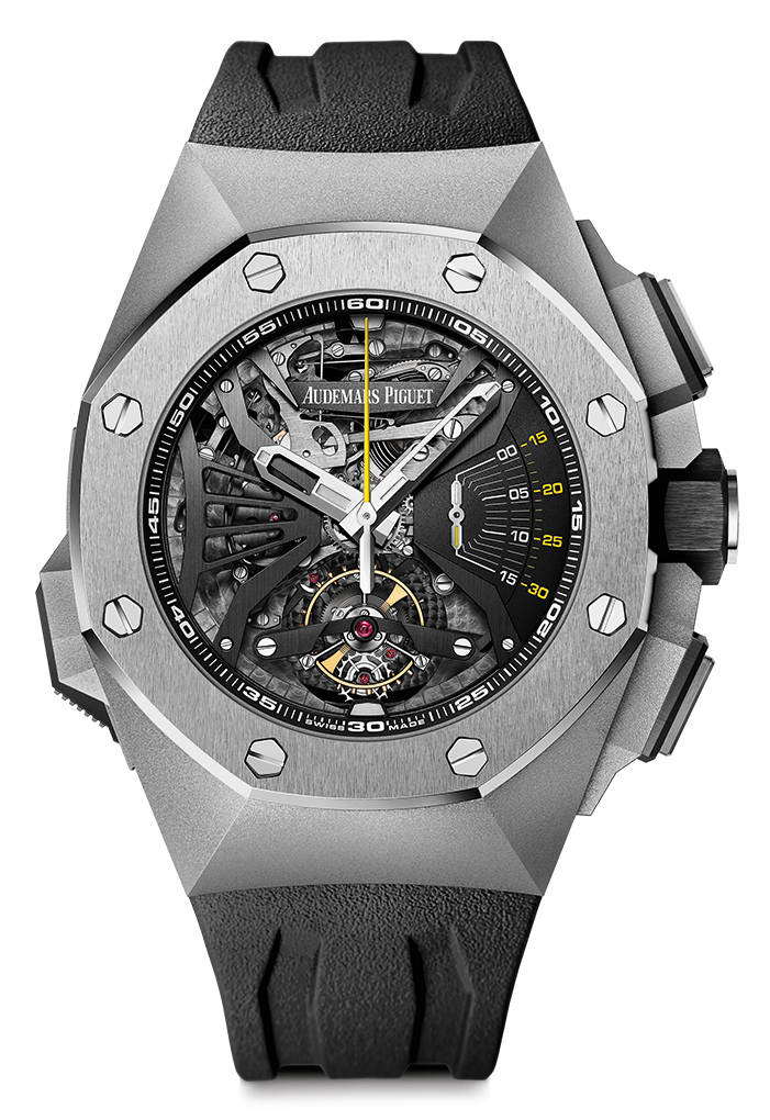 Mechanical Exception Prize: Audemars Piguet, Royal Oak Concept Supersonnerie