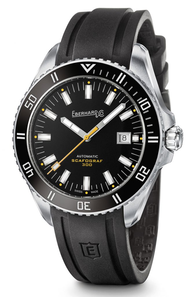 Sports Watch Prize: Eberhard & Co, Scafograf 300