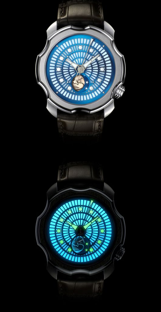 Sarpaneva Korona Northern Lights (Blue)