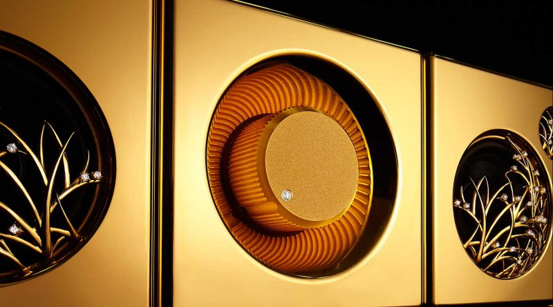 AI-03-Au premium speaker system