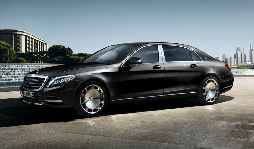 Mercedes Maybach Sedan S600