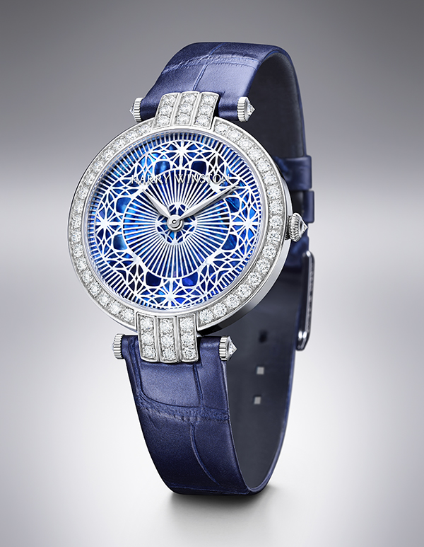 Harry Winston The Premier Collection - Pearly Lace
