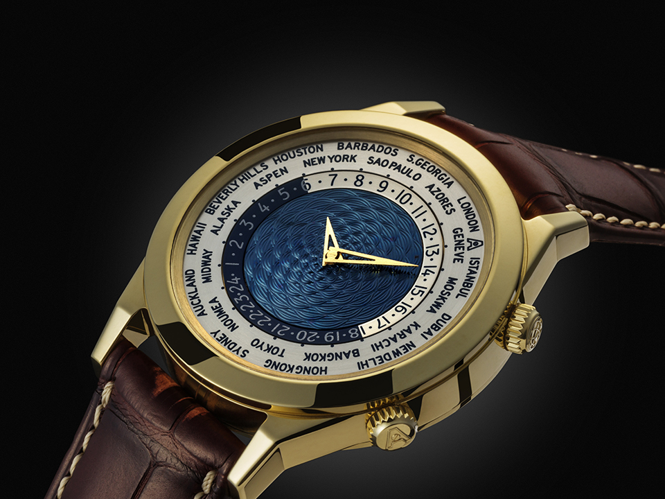 Andersen Genève - Tempus Terrae 25th Anniversary. Gold case - limited to 25 pieces.