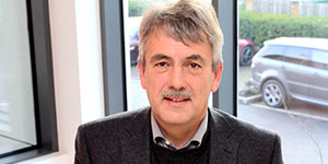 Gerd E. Mäuser, Jaguar Land Rover, Chief Marketing Officer
