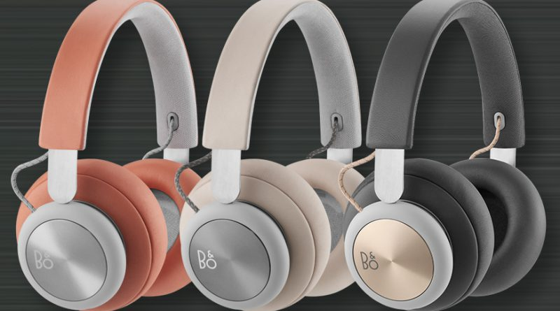 Beoplay H4 - Tangerine, Sand, Charcoal