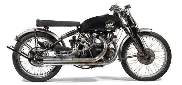 1951 Vincent 998cc Black Lightning